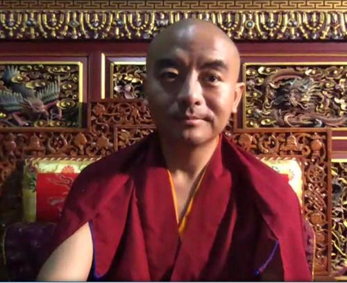 Yongey Mingyur Rinpoche - om ah hung